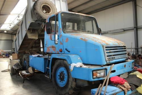 Tatra 162 09