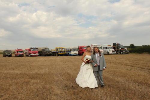 Naše svatba 17. září 2011